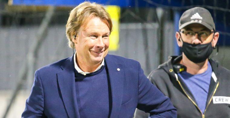 De Boer verrast met twee debutanten bij Oranje: 'Hij durft wel, vind ik'