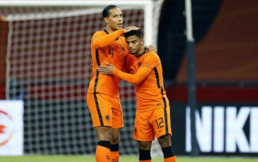 Afbeelding: Complimenten voor Oranje-debutanten Wijndal en Koopmeiners: 'Uitstekend gedaan'