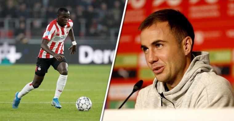 'PSV kan het salaris van Bruma en Götze ongeveer tegen elkaar wegstrepen'