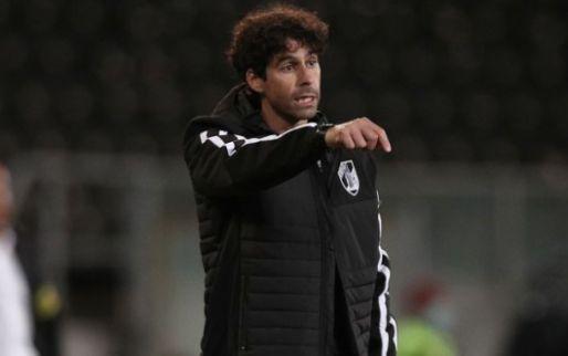 Afbeelding: 'Oud-international Portugal houdt eerste trainersklus drie wedstrijden vol'