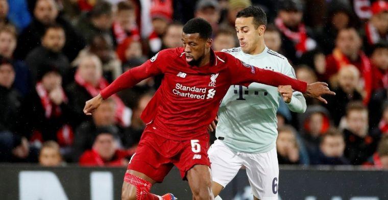 Wijnaldum raakt niet uitgepraat over 'ongelooflijke, briljante' Liverpool-aanwinst