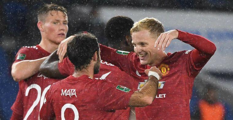 ESPN: Solskjaer gefrustreerd, Van de Beek niet op 'primaire lijstje' bij United
