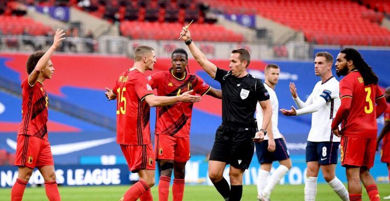 LOL! Meunier imiteert Henderson nadat die penalty versierde voor Engeland
