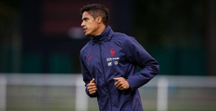 Transfergerucht: 'Varane kan naar Premier League maar wacht op CL-kwalificatie'