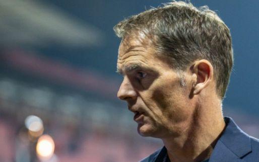 'Fantasieloos' Oranje is wereldnieuws: 'Deze ploeg past niet bij Frank de Boer'
