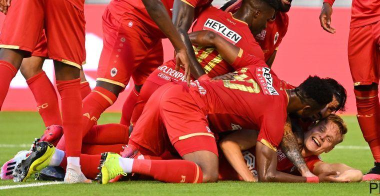 Loting Beker van België, 18 eersteklassers en 14 clubs uit lagere zoeken partner