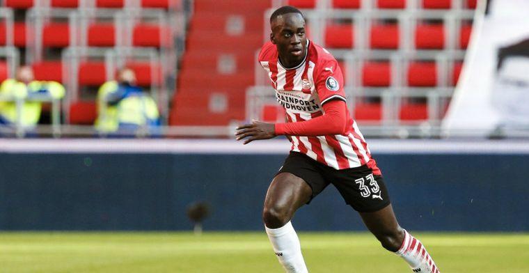 'PSV wacht niet af en gaat talentvolle verdediger nieuw contract voorschotelen'