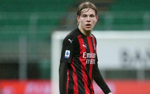 Afbeelding: Heerenveen afgetroefd door AC Milan: 'Ejuke was op dat moment nog niet verkocht'