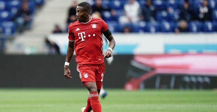 'Barça, Real en Juve azen op Bayern-verdediger: contract verloopt na dit seizoen'