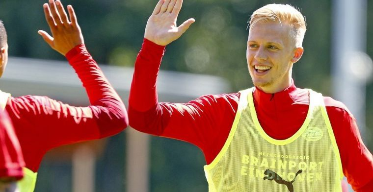 PSV'er Baumgartl trekt stekker uit transfer: 'Het verhaal was niet zo juist'