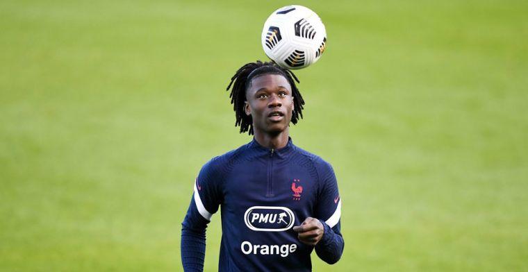 United houdt rekening met Pogba-vertrek en gooit lijntje uit bij Rennes