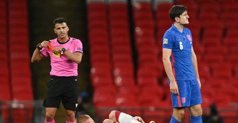 Maguire zet dramatische vorm door: 'Zijn manager moet met hem gaan zitten'