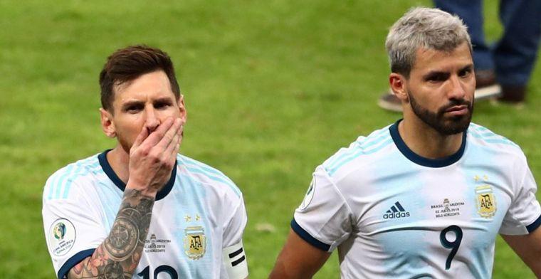 Messi klaagt altijd, we lijken wel een oud getrouwd stel