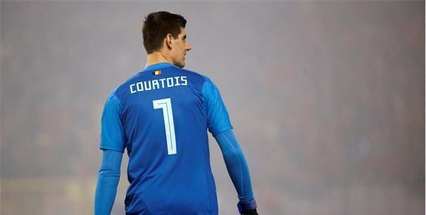 Hazard niet in selectie Real Madrid, Courtois krijgt gezelschap van Cañizares