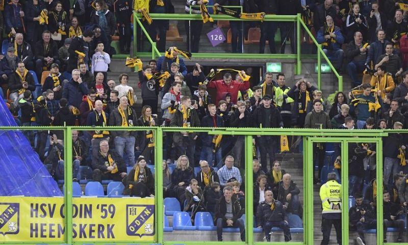 Afbeelding: 'Gewoon een belachelijke beslissing van de KNVB, dit vind ik een trieste zaak'