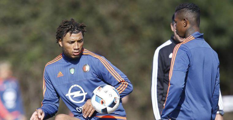 OFFICIEEL: Cocu verwelkomt ex-Feyenoord-spits bij Derby County