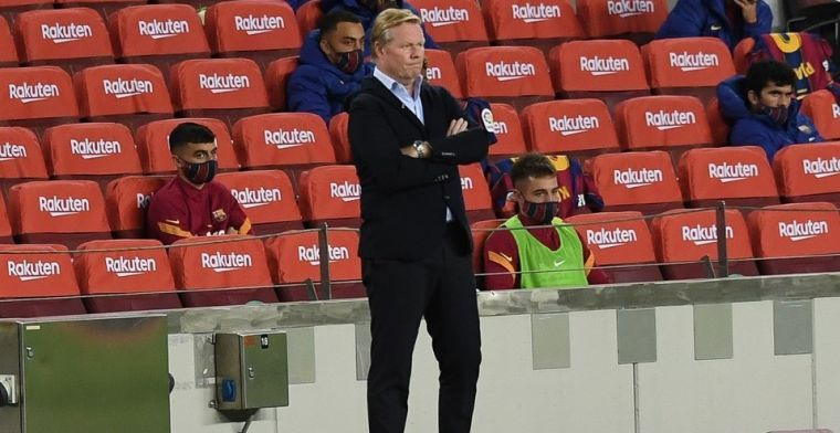 Werkwijze van Koeman slaat aan bij FC Barcelona: 'Daar houd ik heel erg van'