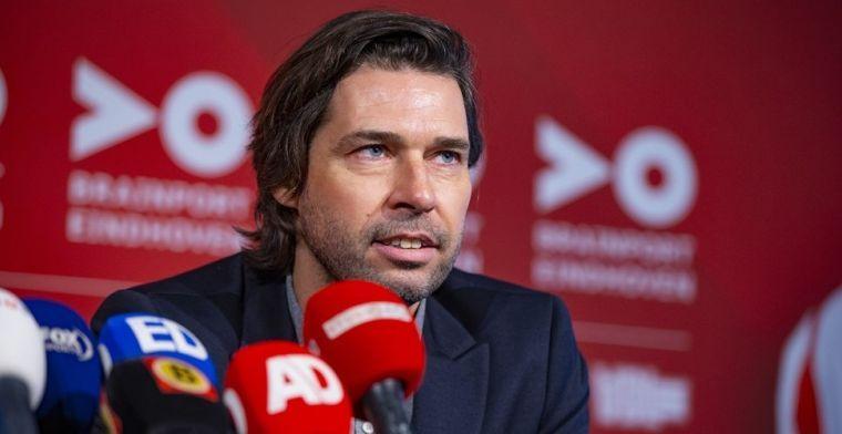 PSV-vertrek zit De Jong niet lekker: 'Dat stond zeker niet in de planning'