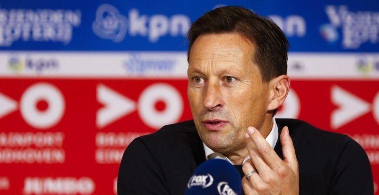 De Jong ziet meer 'aantrekkingskracht' bij PSV: 'Blij dat ik hem heb aangesteld'