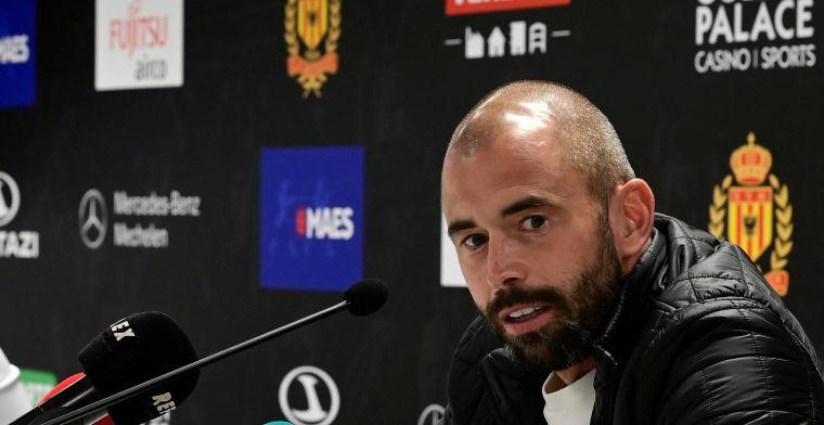 Defour over terugkeer naar KV Mechelen: Dat moment hebben we nu gevonden