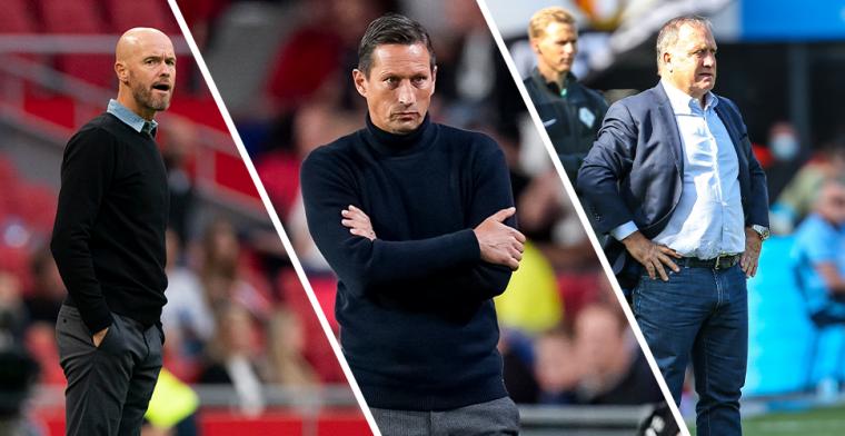 LIVE: Eredivisie begint weer, Schmidt en Advocaat blikken vooruit (gesloten)
