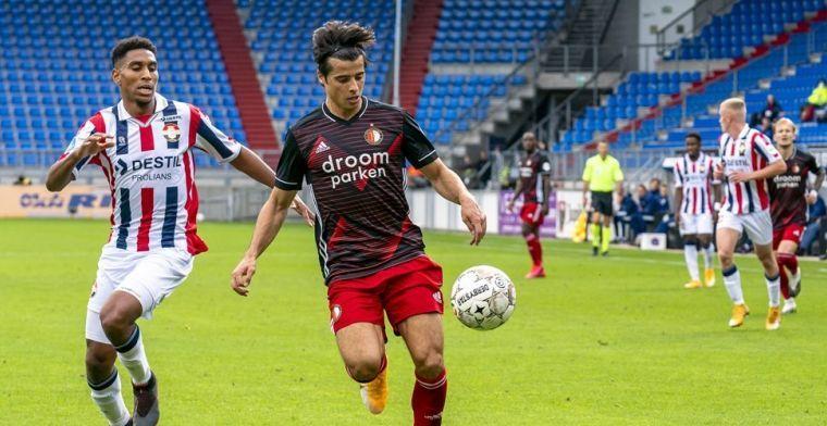 'Feyenoord is verder dan Ajax, Teixeira maakt een geweldige indruk'