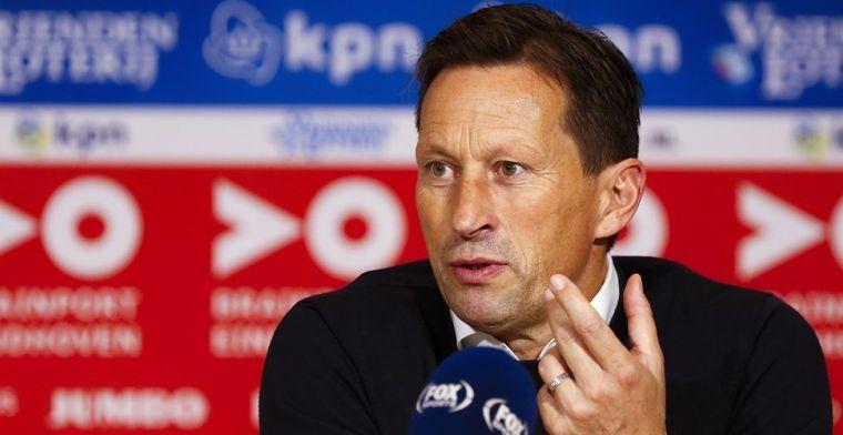 Schmidt vergelijkt PSV met 'favoriet' Ajax: Dat is een groot verschil