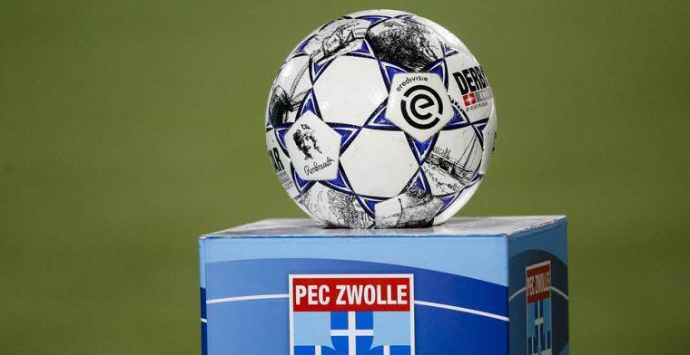 Positieve coronatest voor PEC-speler: duel met PSV gaat voorlopig gewoon door