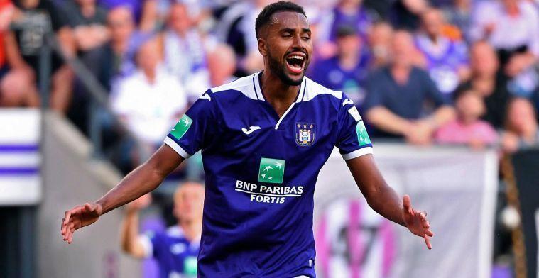 'Huurperiode loopt af, maar Malmö wil Thelin (Anderlecht) langer houden'