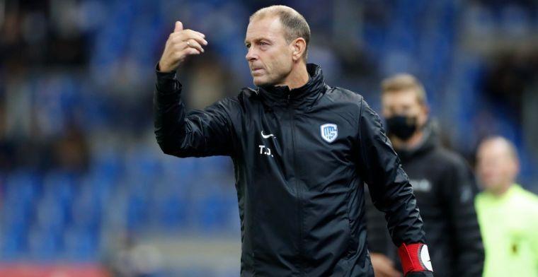 """Thorup hakt knoop door over Vukovic en Vandevoordt: """"Keuze is gemaakt"""""""