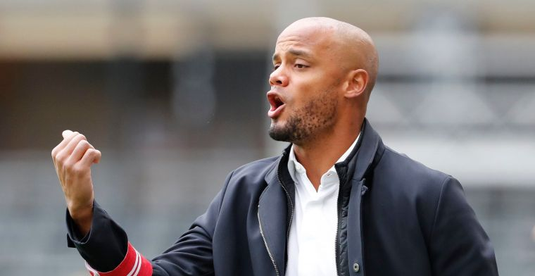 Kompany neemt Arnstad in bescherming: Hij zal op Brugge veel geleerd hebben