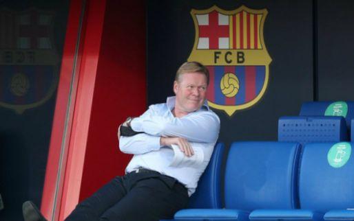 Afbeelding: Koeman op zijn hoede tegen Getafe: 'Tuurlijk heb ik wedstrijden tegen Ajax gezien'