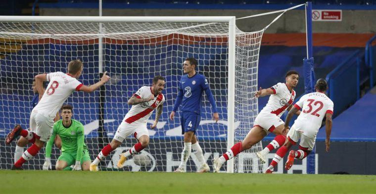 Chelsea geeft 2-0 én 3-2 voorsprong weg: Ziyech-debuut wordt anticlimax