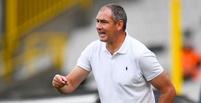 'Twee vaste verdedigers keren te laat terug na interland, Cercle moet schuiven'