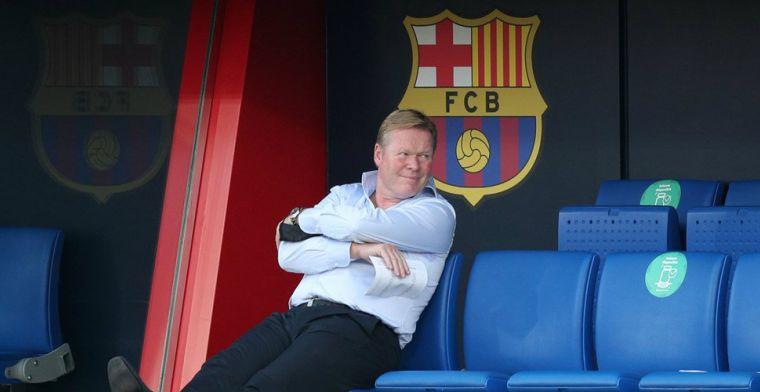 Koeman op zijn hoede tegen Getafe: 'Tuurlijk heb ik wedstrijden tegen Ajax gezien'