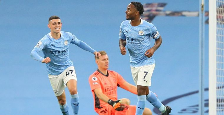 Guardiola verslaat goede vriend Arteta: Manchester City bezweert voorlopig crisis