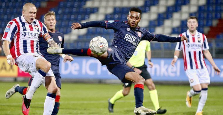 FC Twente verlaat Tilburg met ruime zege, blijft ongeslagen en pakt koppositie