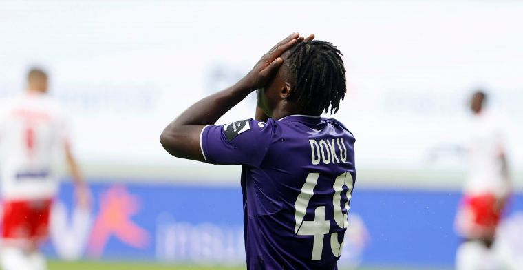 Ik wilde met Doku ooit Champions League spelen, Rennes bood hem dat direct