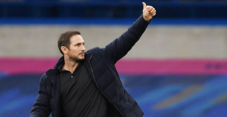 Lampard looft Ziyech: Niet gespeeld sinds Nederlandse competitie stopgezet werd