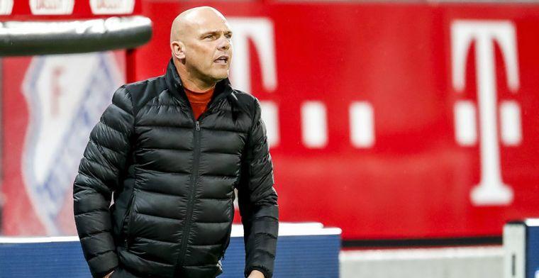 Heerenveen mist aanvaller tegen Ajax: 'Zien wel wie er in ArenA verschijnen'