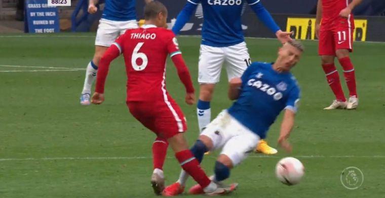 Richarlison gaat voor Zaag van de Week-award: Thiago slachtoffer van harde charge