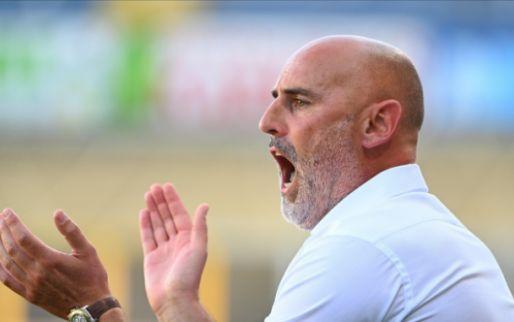 Update: 'Trainersontslag Muscat niet aan de orde voor STVV'