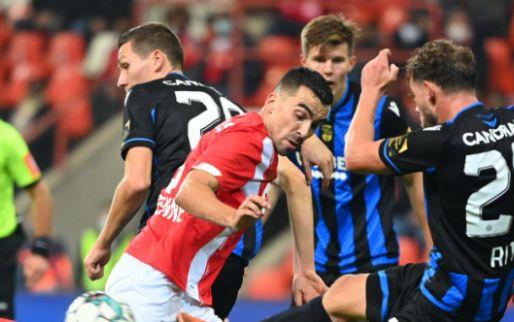 Het krijtbord: Felle druk van Standard legde uitvoetballen van Club Brugge lam