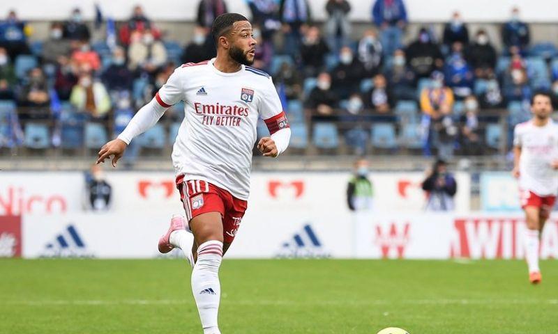 Afbeelding: Memphis schittert in Frankrijk: assist-hattrick en mijlpaal bij zege Lyon