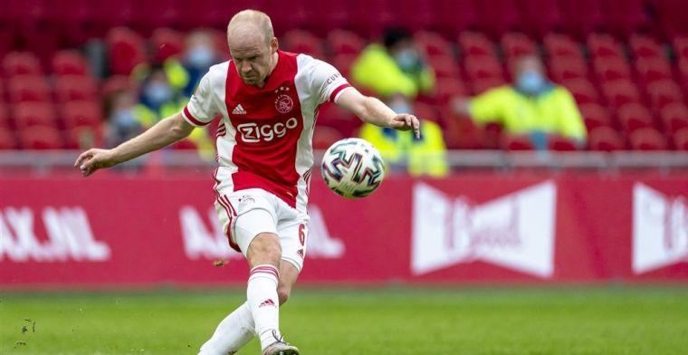 Klaassen geniet bij Ajax: 'Als je niet ziet hoe goed zij zijn, dan ben je blind'