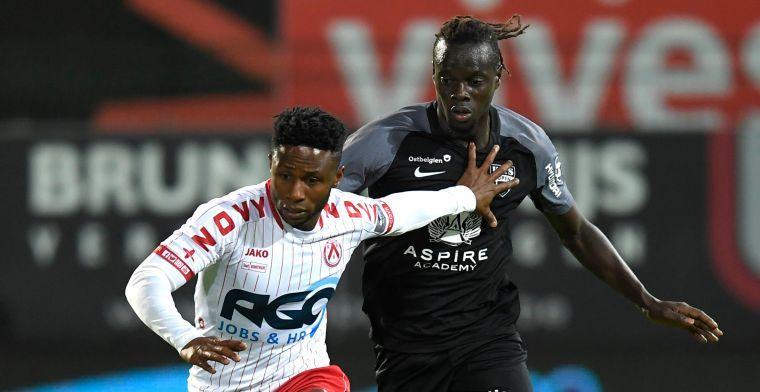 OFFICIEEL: Ezekiel heeft na vertrek bij KV Kortrijk al nieuwe club