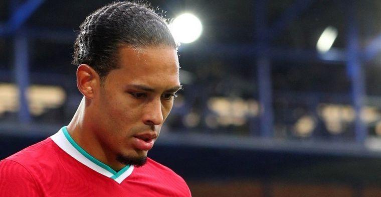 Dramatisch nieuws voor Liverpool en Oranje: Van Dijk moet operatie ondergaan