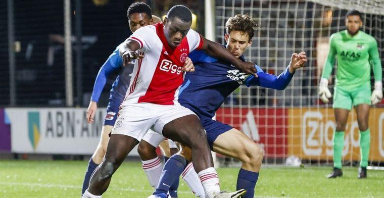 Route naar het eerste van Ajax uitgestippeld: 'Voeten laten spreken met goals'