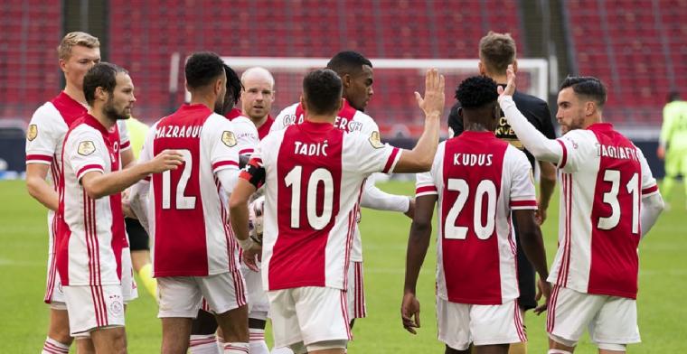 Lovende Maduro wijst groot voordeel voor Ajax aan: We horen nu ook alles