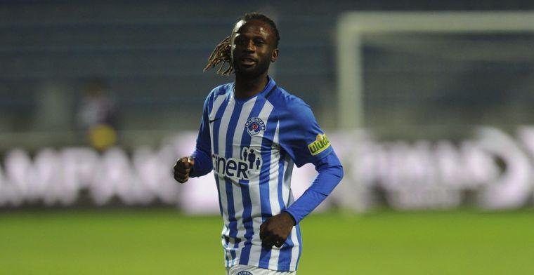 Ndongala verklaart keuze voor APOEL: Niemand kon ingaan op eisen van Genk